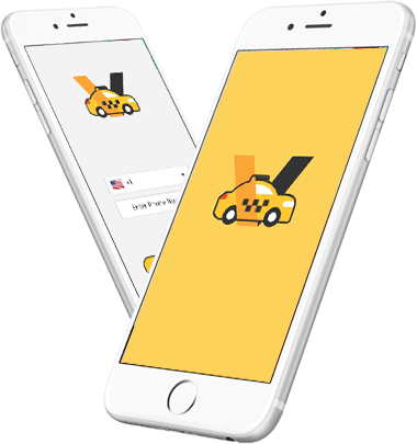 white label taxi app solution