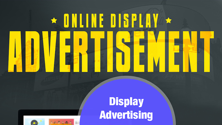 Online display advertisment