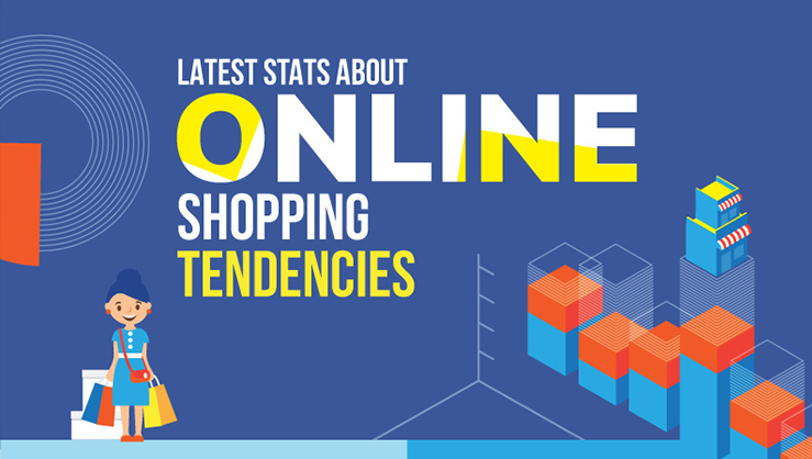 Online shopping stats