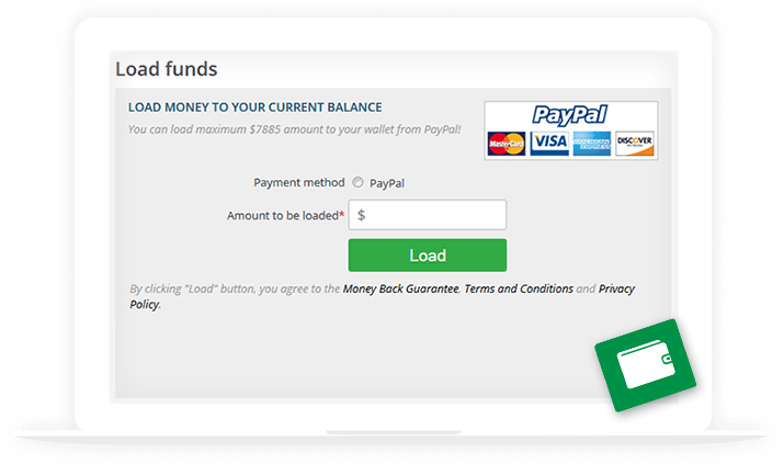 Payment methods in Paperweight