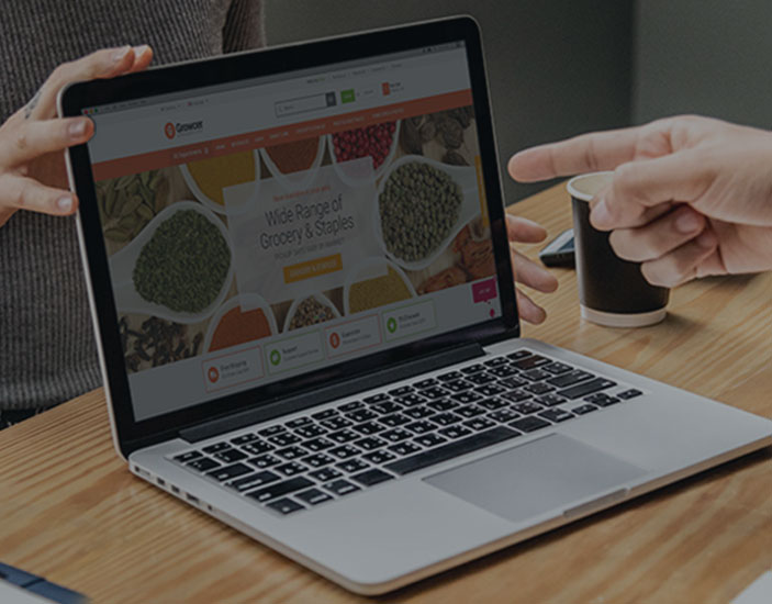 Offline Grocery store to Online with Growcer Lite