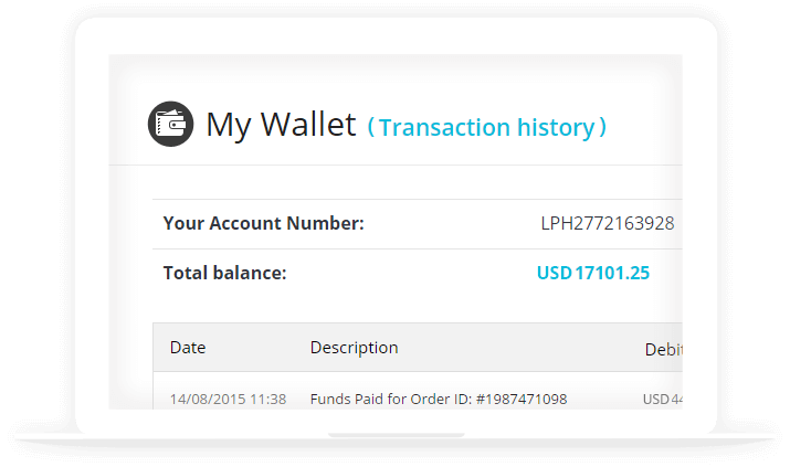 Easy and secure payments system