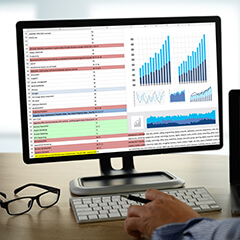 Accounting management integrations