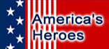 America's Heroes Creative Website Design