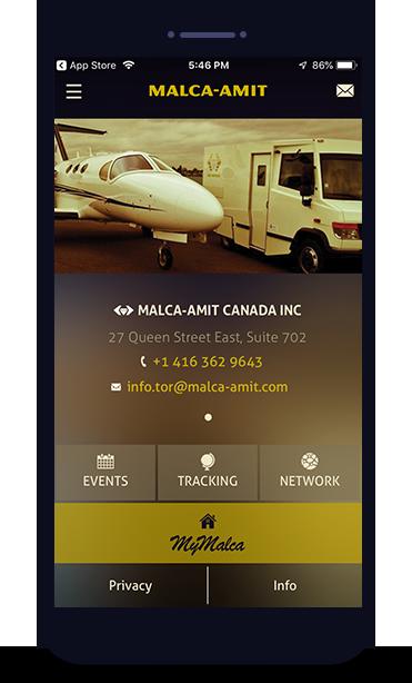 Malca Amit- IOS App
