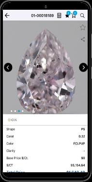 UNI diamonds retailer app android 3