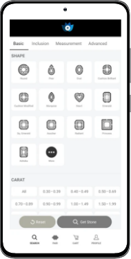 UNI diamonds seller app android 1
