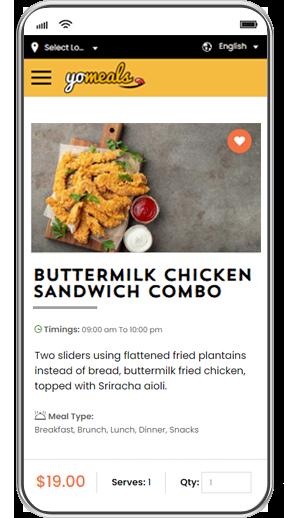 Bundle delivery app