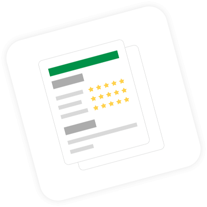 Reviews & feedback feature in Paperweight