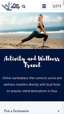 Travel Activity Marketplace Software