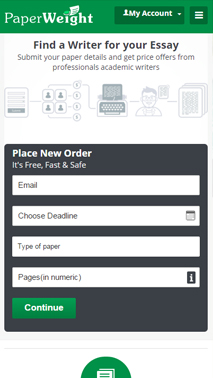 Launch Paper Writing Marketplace App