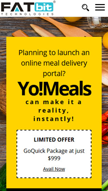 Food Ordering Marketplace Software