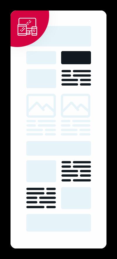 Responsive Web Design Solution