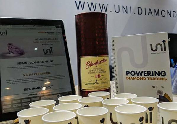 Uni Diamonds Trade Exhibition2