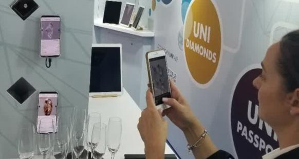 UNI Diamonds Client