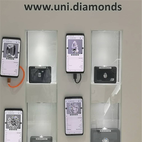 UNI diamonds 360 View