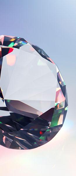 UNI diamonds impact story