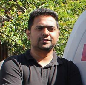 Vishal Anand of MyCart.mu