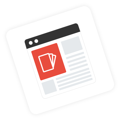 flashcard  icon