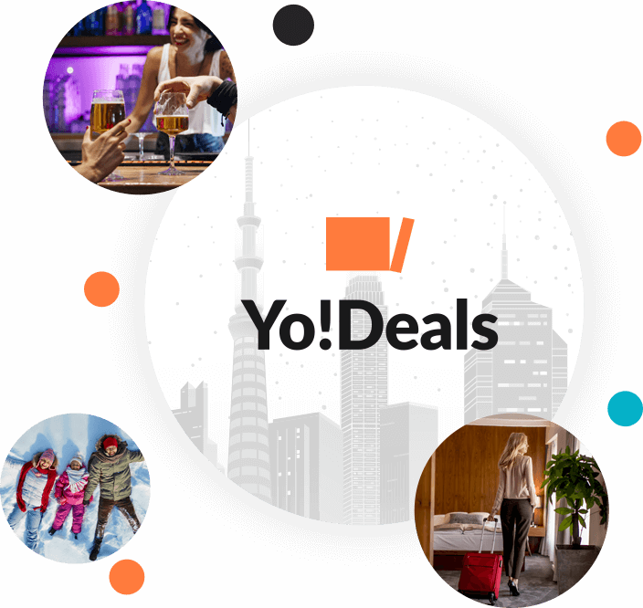 Yodeals features